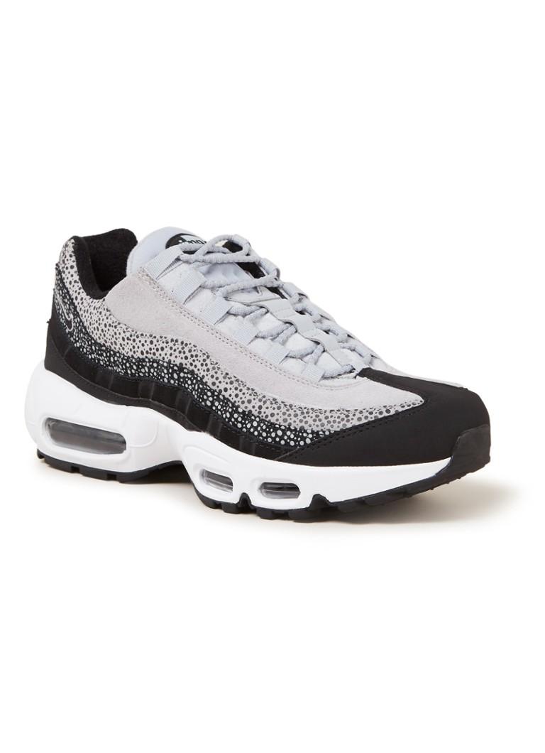 watch eec1d 0be40 Nike Air Max 95 Premium sneaker met suède details • de Bijen