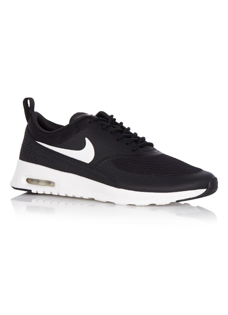 sale retailer 25d95 25c68 Nike Air Max Thea sneaker met geweven structuur • de Bijenkorf