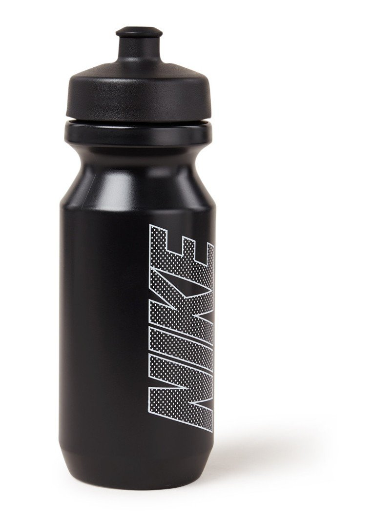 Nike - Big Mouth waterfles 65 cl - Zwart