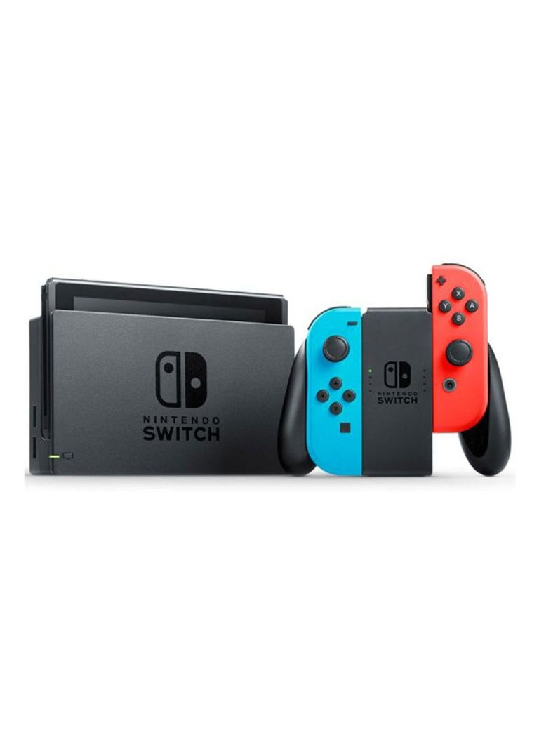 Nintendo - Nintendo Switch Console - null