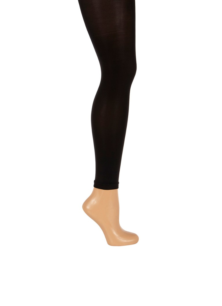 Oroblu - All Colours legging in 50 denier black - Zwart