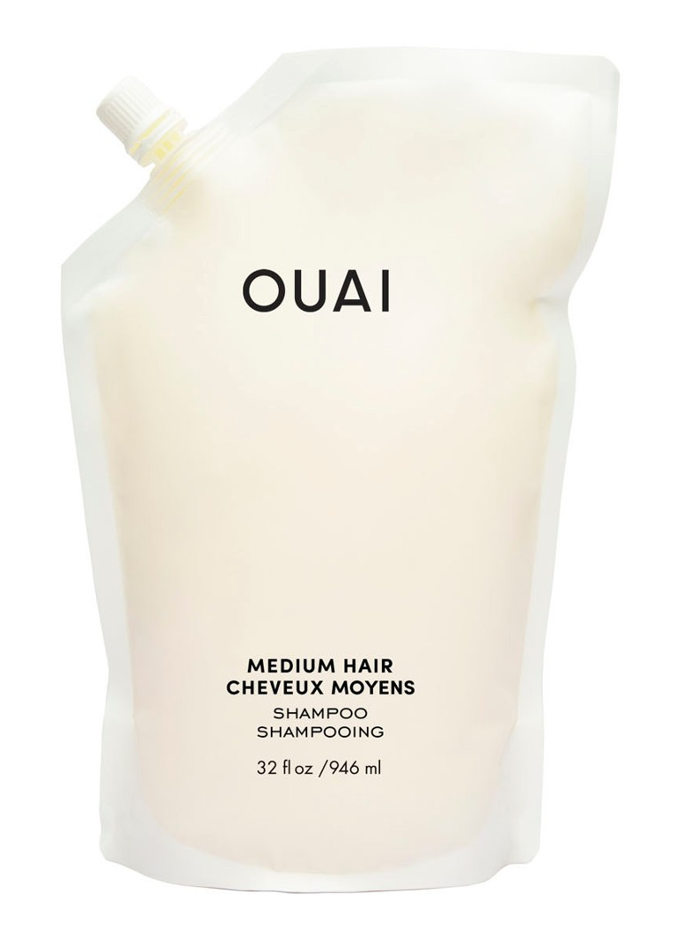 Ouai - Medium Hair Shampoo navulling - null