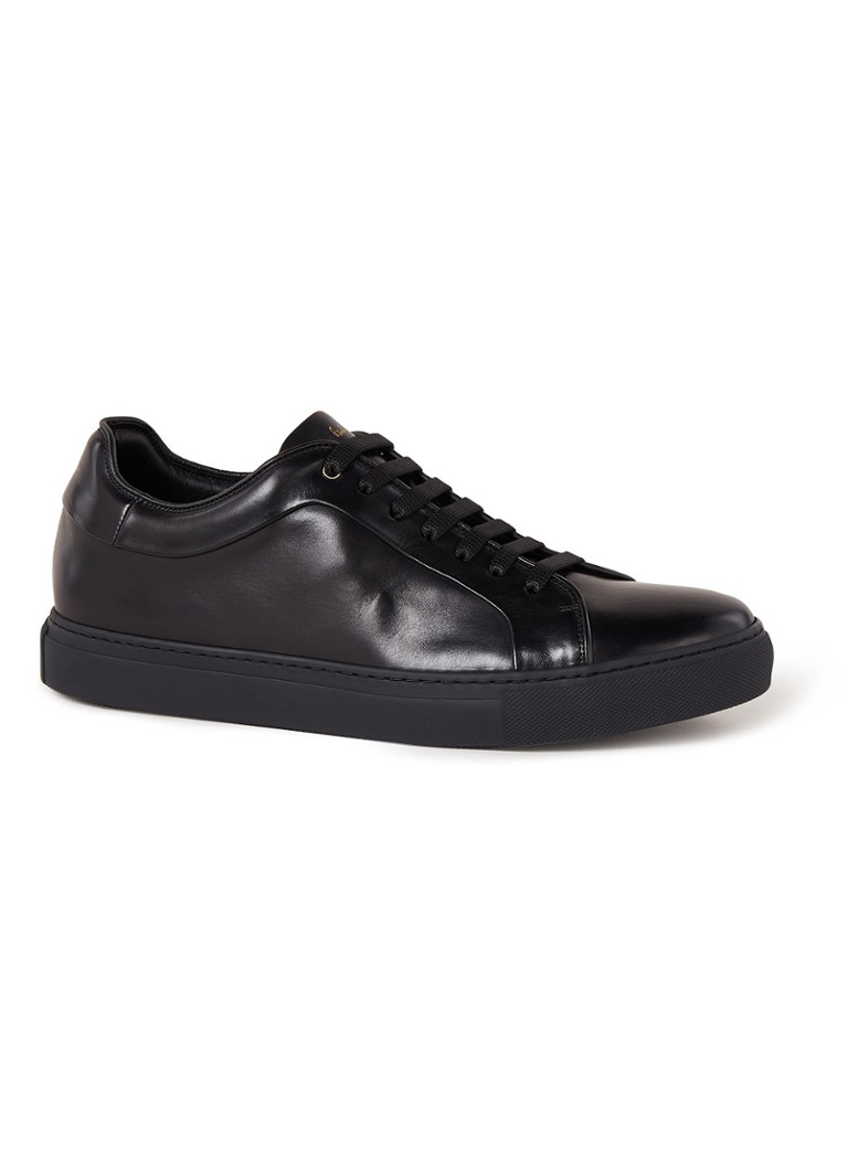 Paul Smith - Basso sneaker van kalfsleer - Zwart
