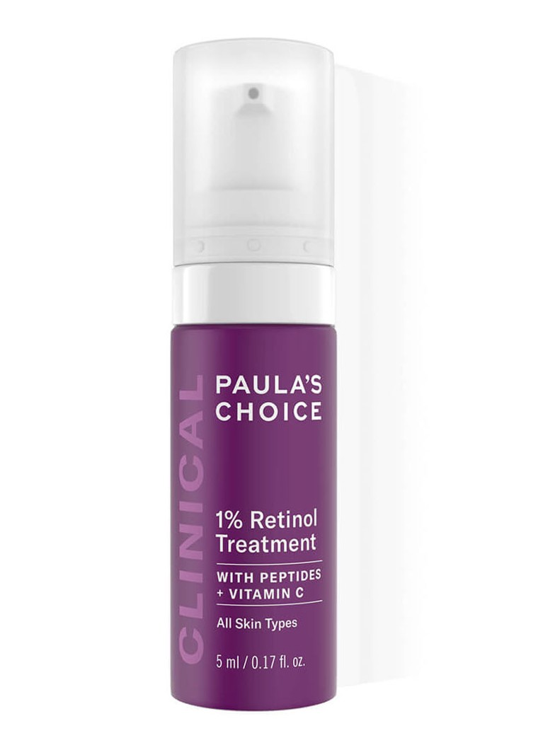 Paula's Choice - Clinical 1% Retinol Treatment - mini serum - null