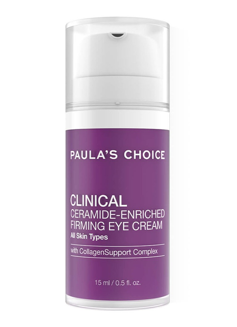 Paula's Choice - Clinical Ceramide-Enriched Oogcrème - null
