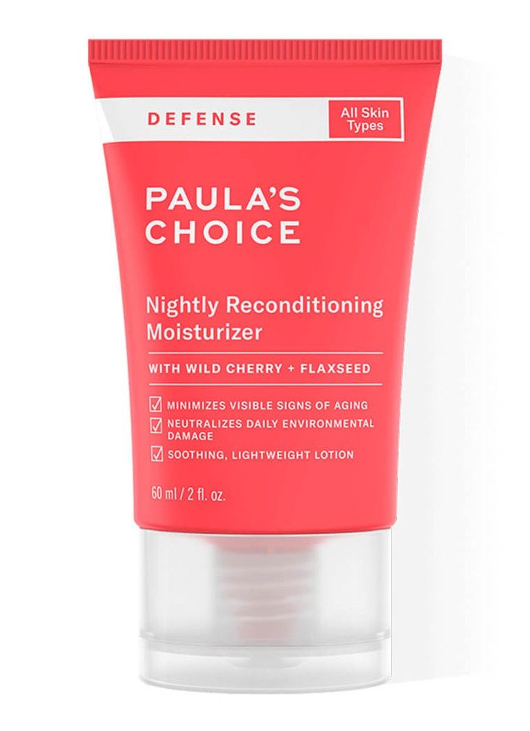 Paula's Choice - Defense Nightly Reconditioning Moisturizer - nachtcrème - null