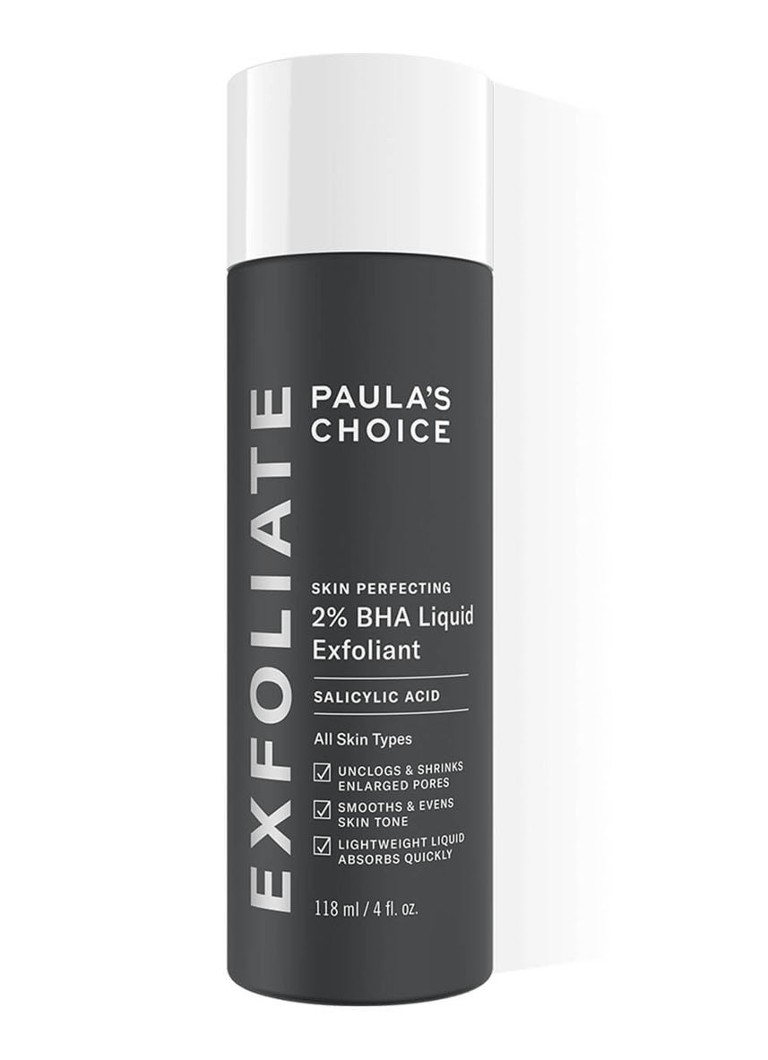 Paula's Choice - Skin Perfecting 2% BHA Liquid Exfoliant - peeling - null