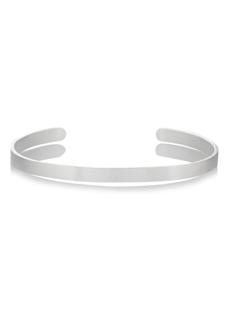 Pernille Corydon - Bangle Wide Alliance - Zilver