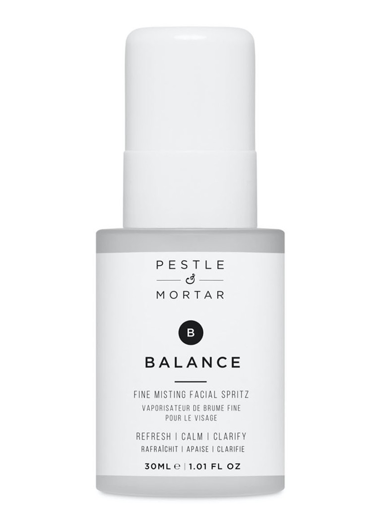 Pestle & Mortar - Balance Spritz - mini gezichtsspray - null