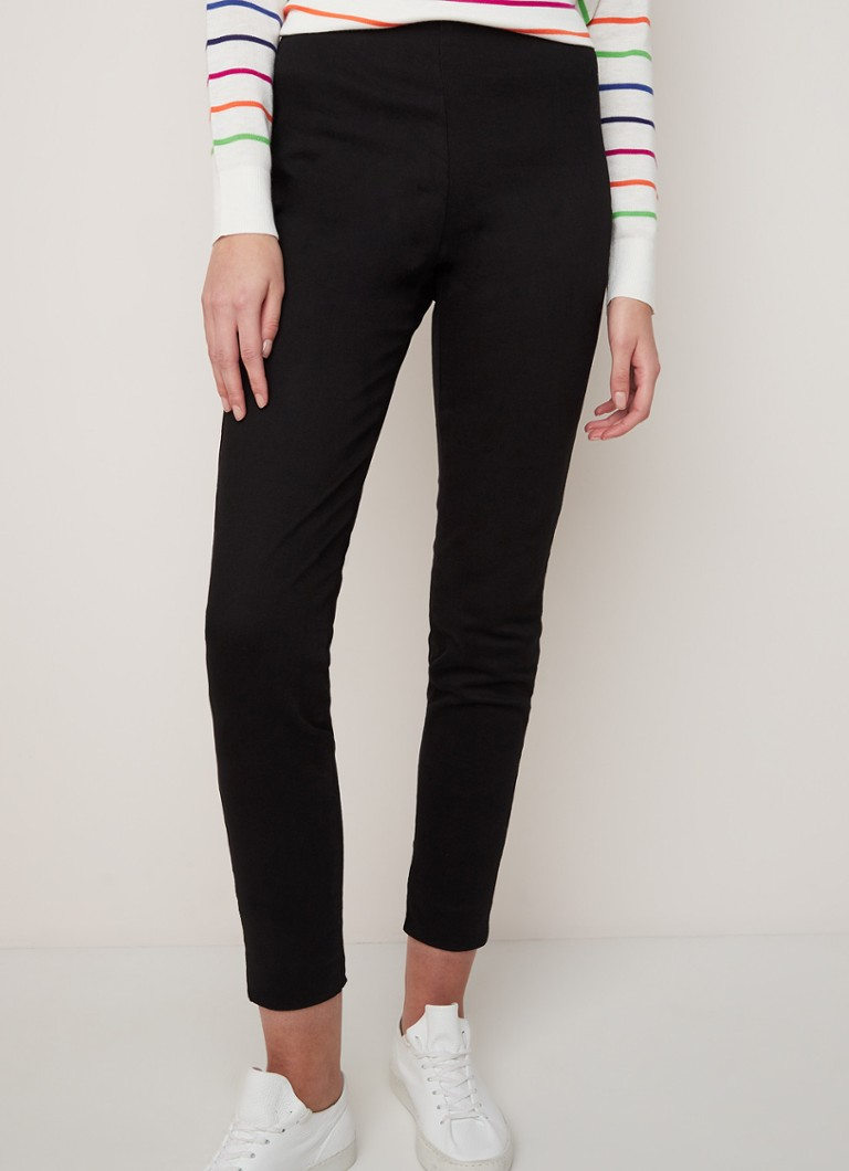Phase Eight - Amina high waist skinny fit jegging  - Zwart