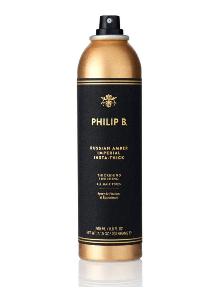 Philip B - Russian Amber Imperial™ Insta-Thick - volumespray - null