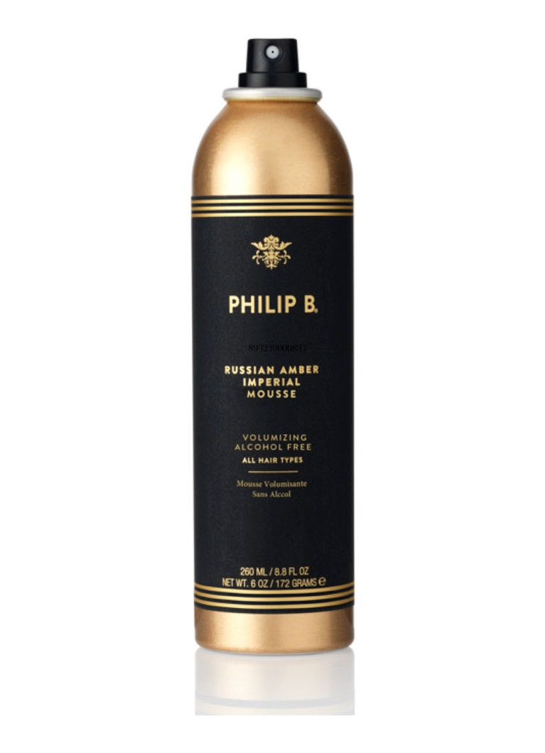 Philip B - Russian Amber Imperial Volumizing Mousse - stylingmousse - null