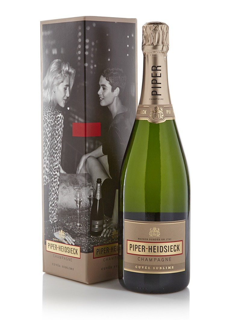 Piper-Heidsieck - Champagne Cuvée Sublime 750 ml - null