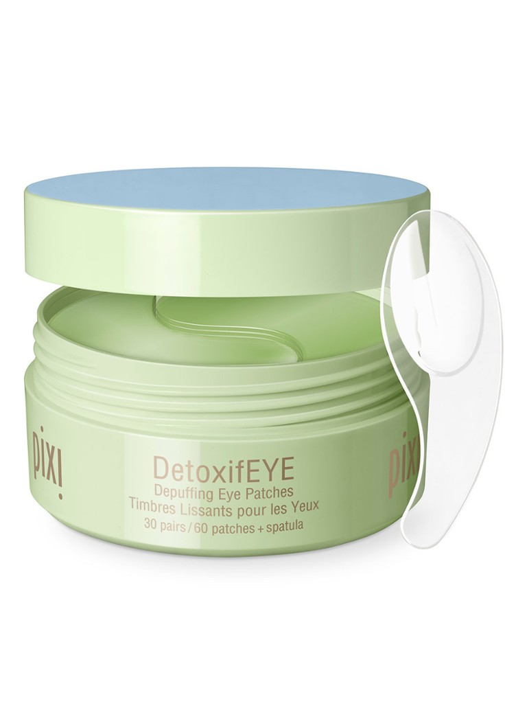 Pixi - Detoxifeye Patches - oogserum -