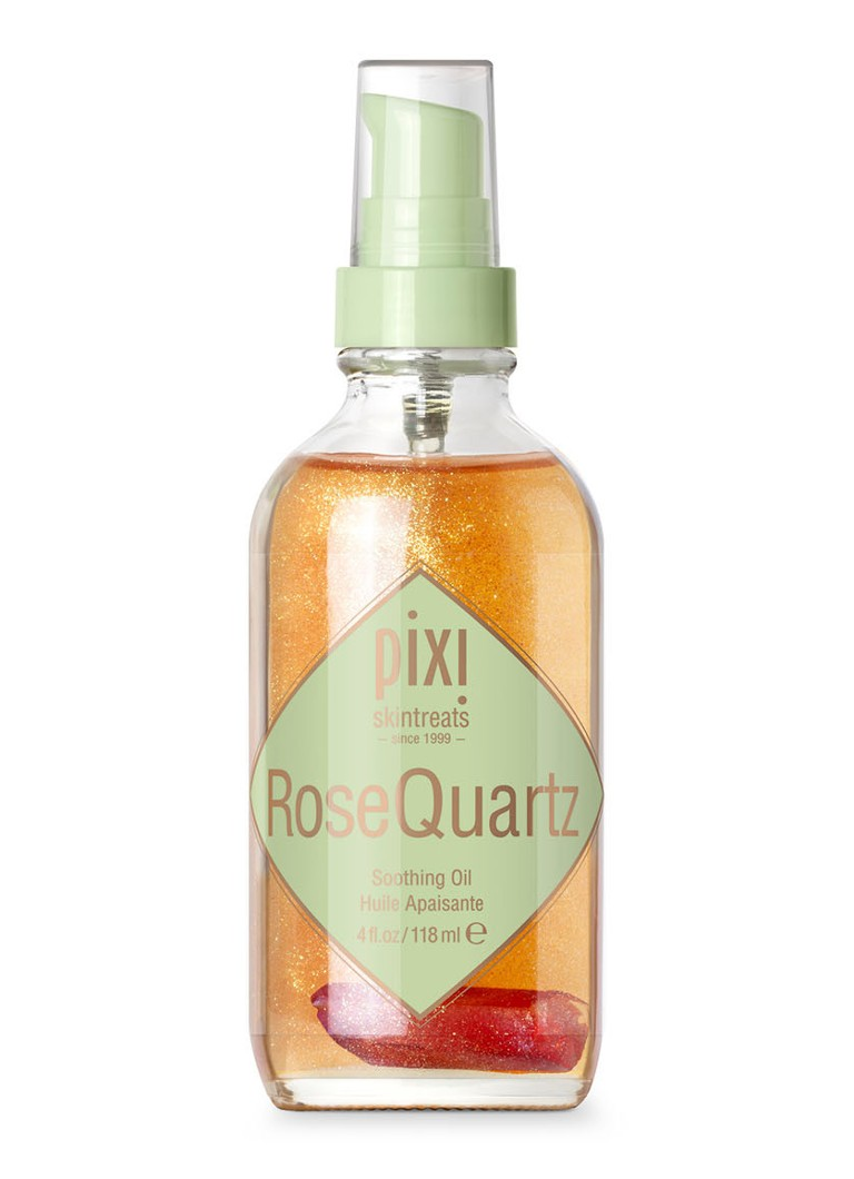 Pixi - Mineral & Crystal Infused Oils RoseQuartz - gezichtsolie - null