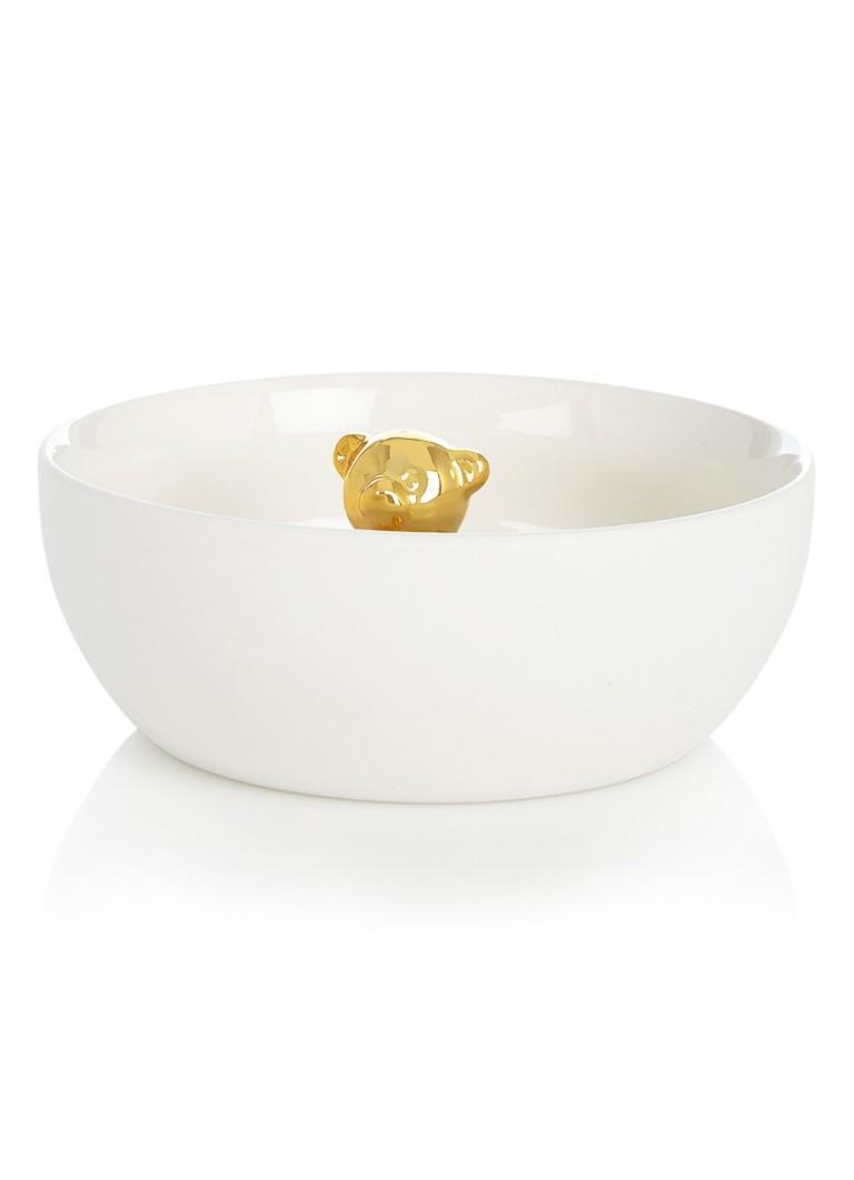 pols potten gouden beer schaal 15 cm de bijenkorf. Black Bedroom Furniture Sets. Home Design Ideas