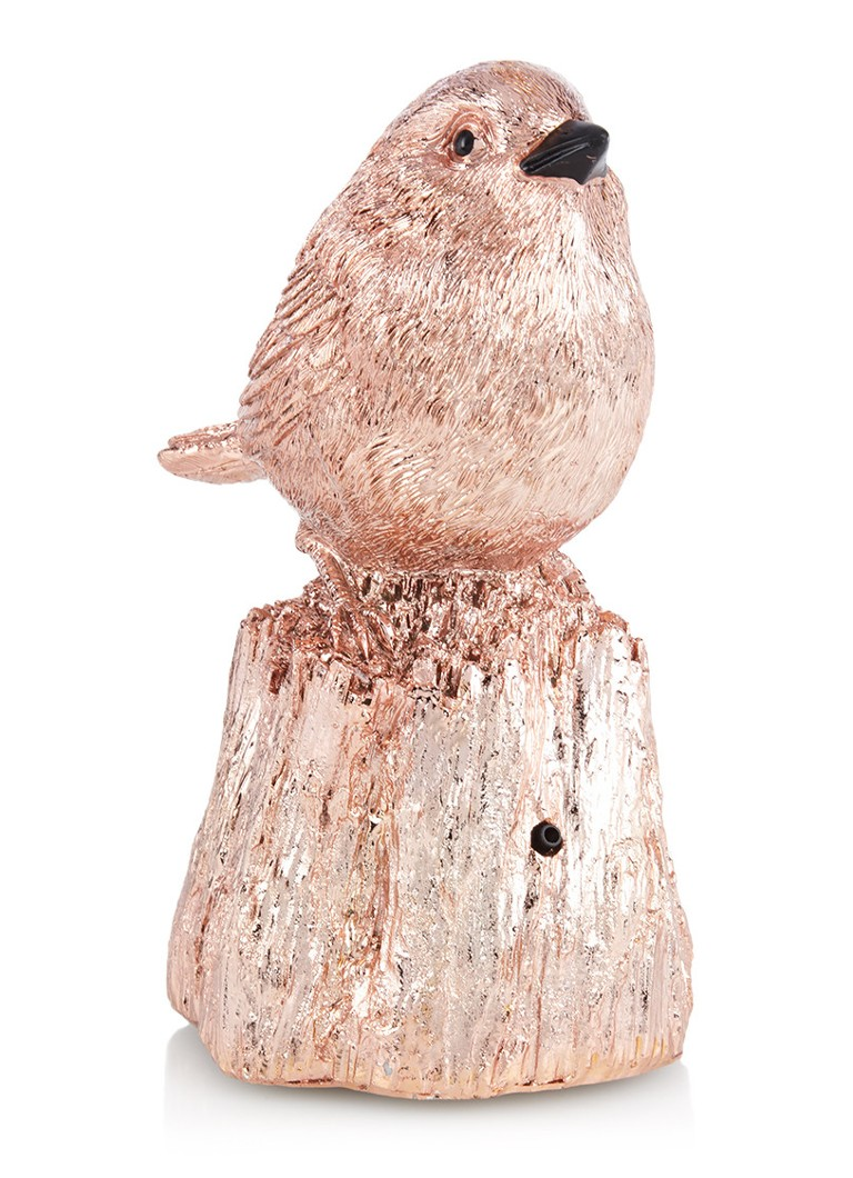 pols potten singing bird 21 cm de bijenkorf. Black Bedroom Furniture Sets. Home Design Ideas