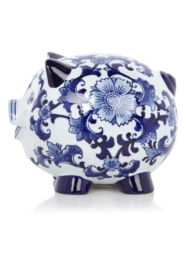 pols potten spaarvarken spaarpot in delfts blauw de. Black Bedroom Furniture Sets. Home Design Ideas