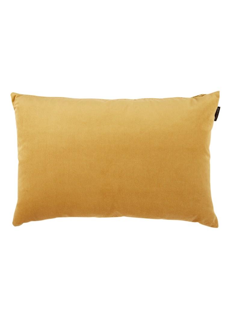 pols potten velvet sierkussen 40 x 60 cm de bijenkorf. Black Bedroom Furniture Sets. Home Design Ideas