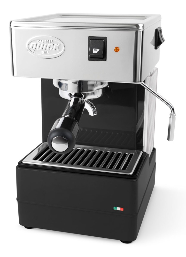 Quick Mill - 820 espressomachine 1,8 liter - Zwart