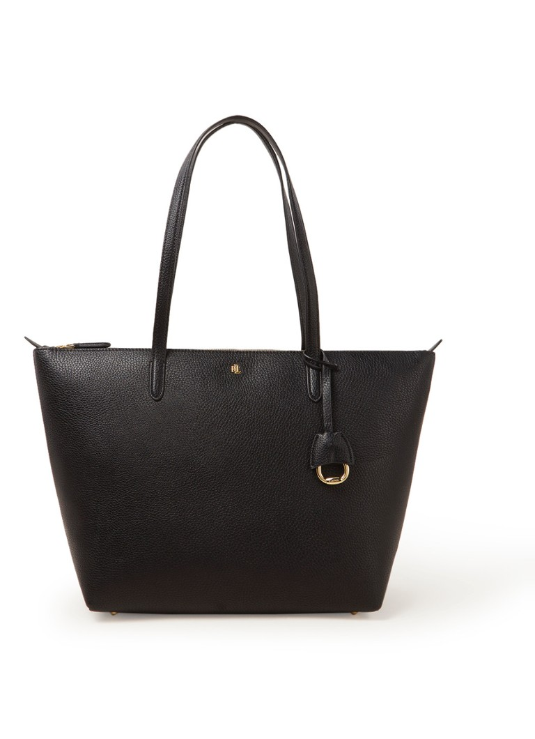 Ralph Lauren - Keaton Medium shopper - Zwart