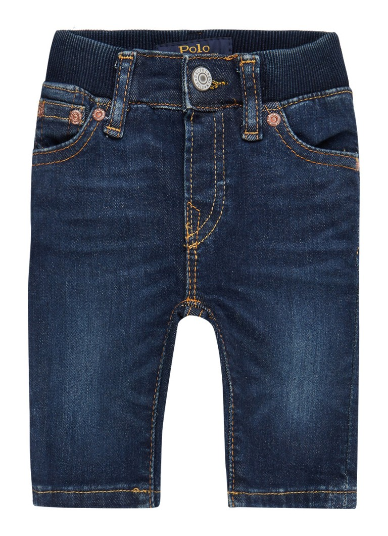 Ralph Lauren - Sullivan slim fit jeans met stretch - Indigo