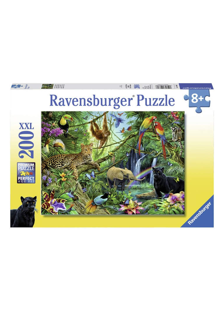 Ravensburger - Dieren in de jungle - Multicolor