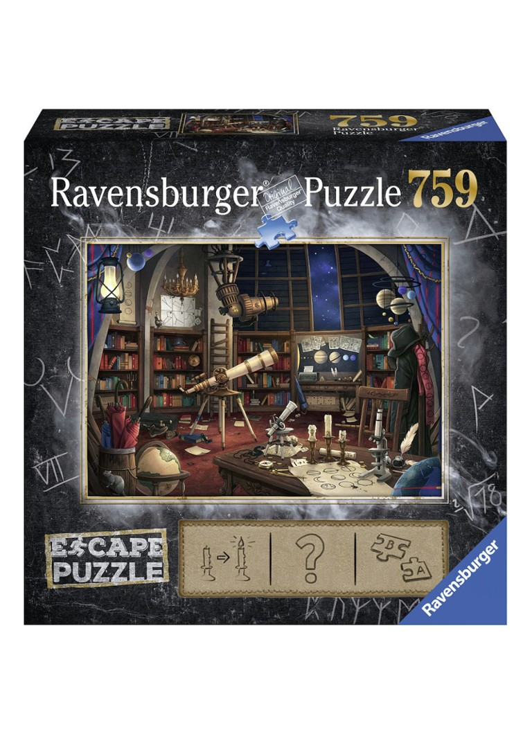 Ravensburger - Escape sterrenwacht (759) - Multicolor