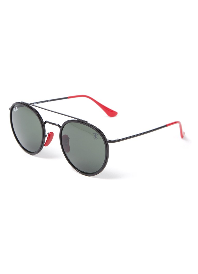 Ray-Ban - Scuderia Ferrari Collection zonnebril RB3647M - Zwart
