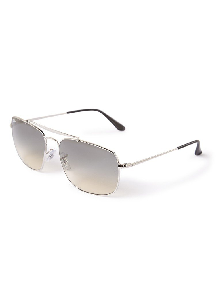Ray Ban - The Colonel zonnebril RB3560 - Bruin