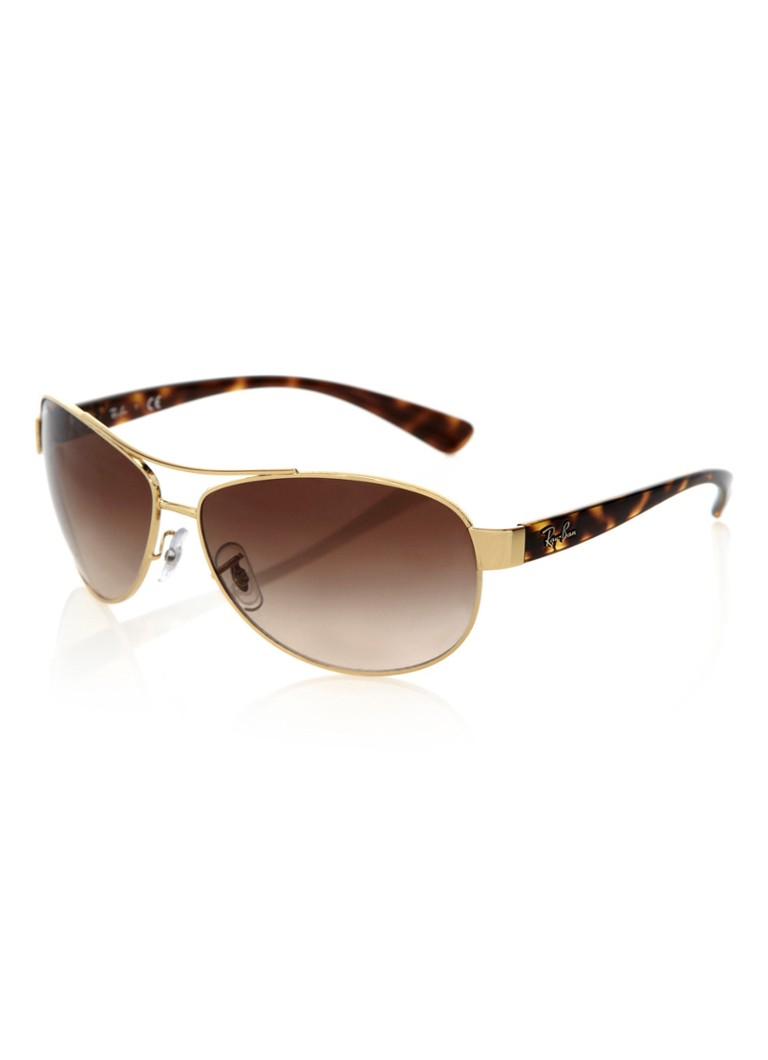 Ray-Ban - Unisex Zonnebril RB3386 - Goud