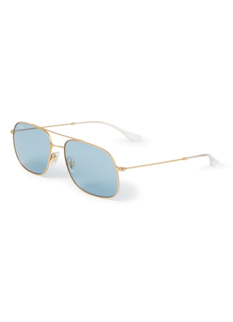 Ray-Ban - Zonnebril Andrea RB3595 - Goud