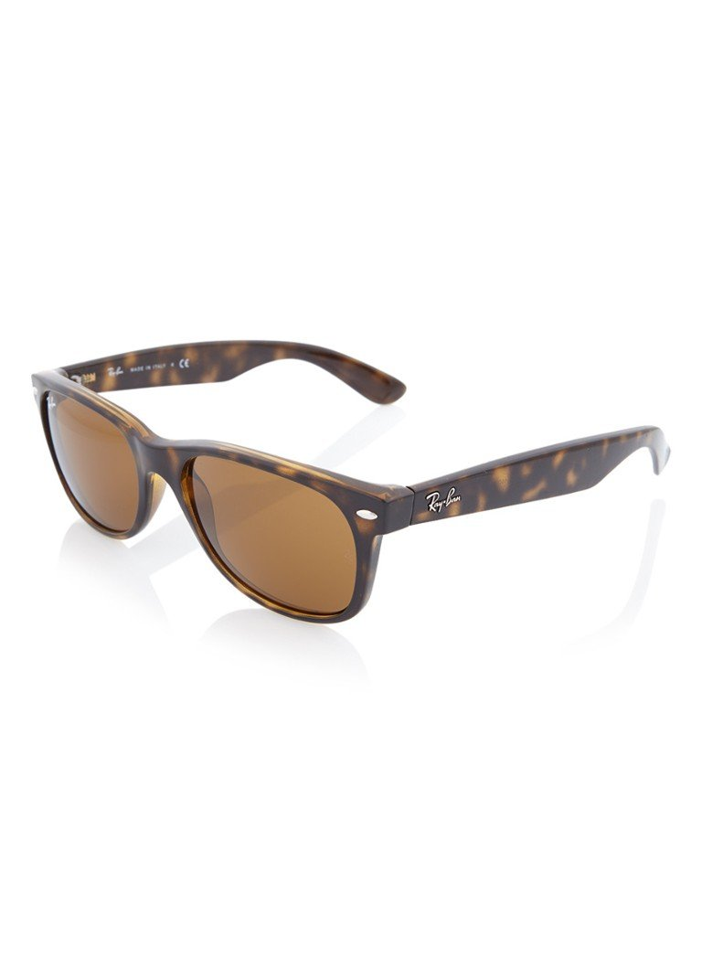 Ray-Ban - Zonnebril RB2132  - Bruin