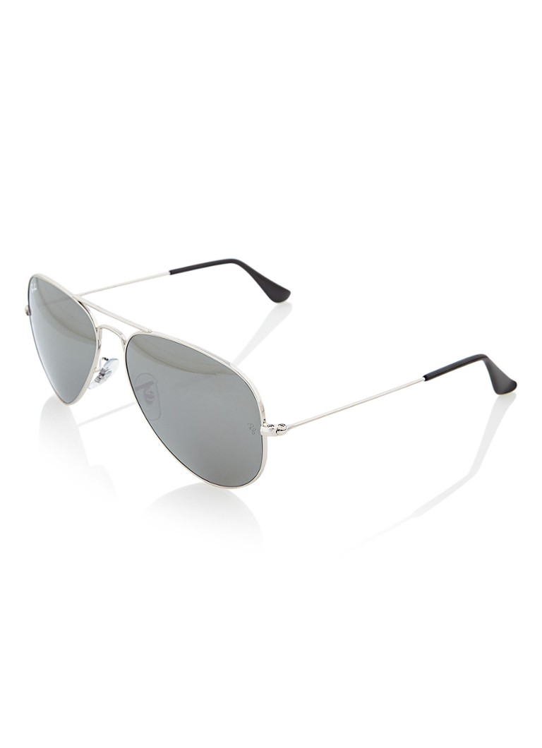 Ray Ban - Zonnebril RB3025 - Zilver