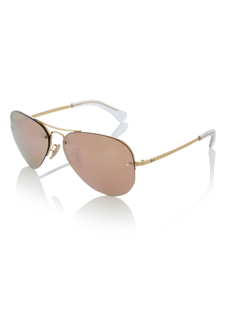 Ray-Ban - Zonnebril RB3449 - Goud