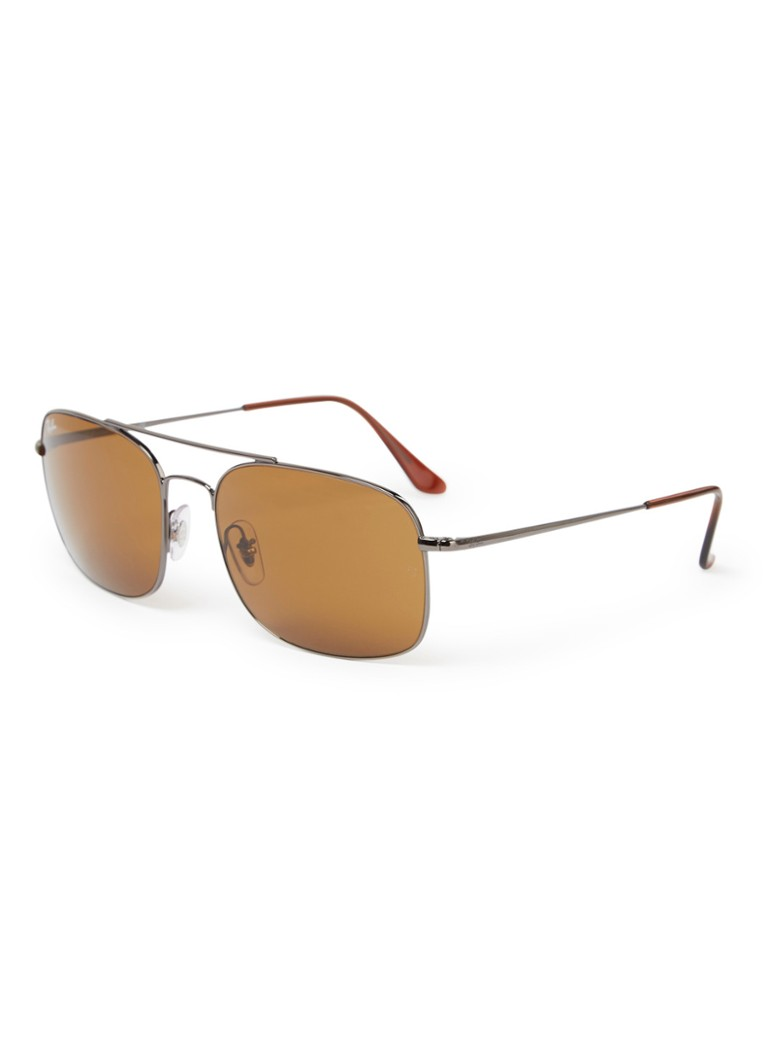 Ray-Ban - Zonnebril RB3611 - Bruin