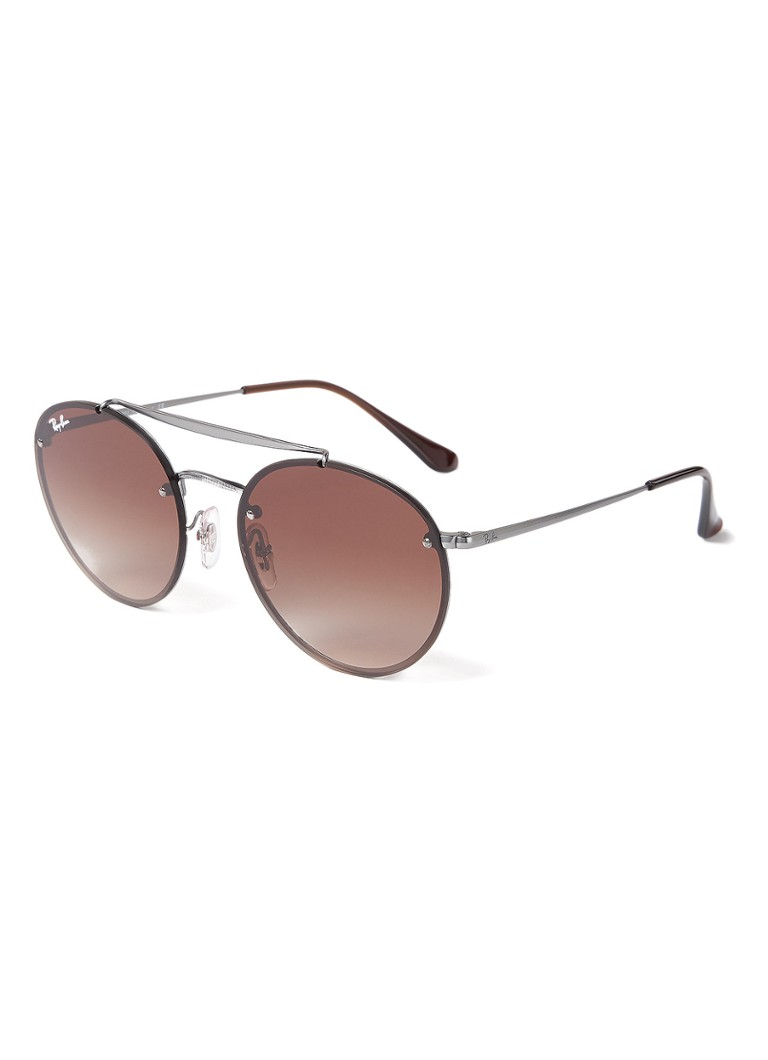 Ray Ban - Zonnebril RB3614N  - Grijs