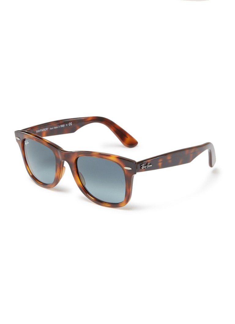 Ray Ban - Zonnebril RB4340 - Donkerbruin