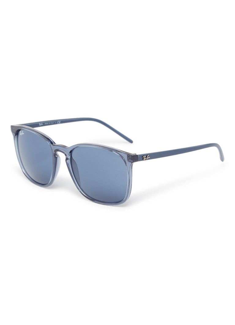 Ray Ban - Zonnebril RB4387 - Donkerblauw