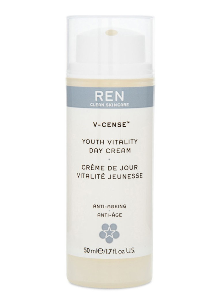 REN - V-Cense Youth Vitality Day Cream - dagcrème -