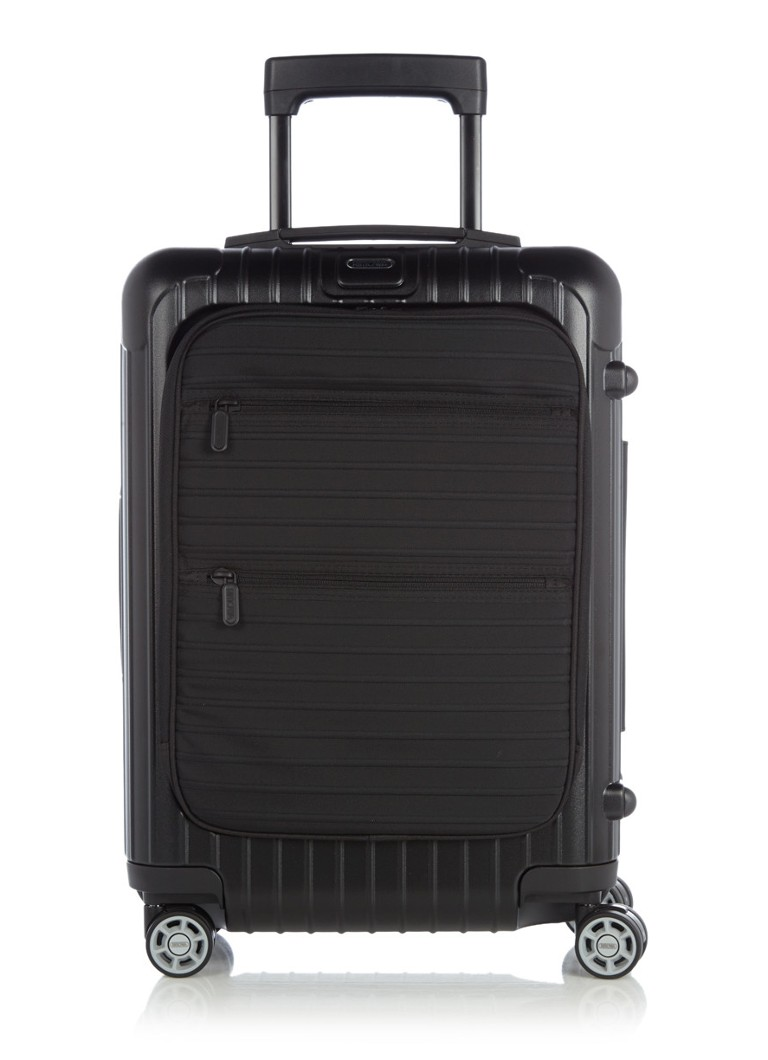 rimowa bolero cabin multiwheel spinner 55 cm de bijenkorf. Black Bedroom Furniture Sets. Home Design Ideas