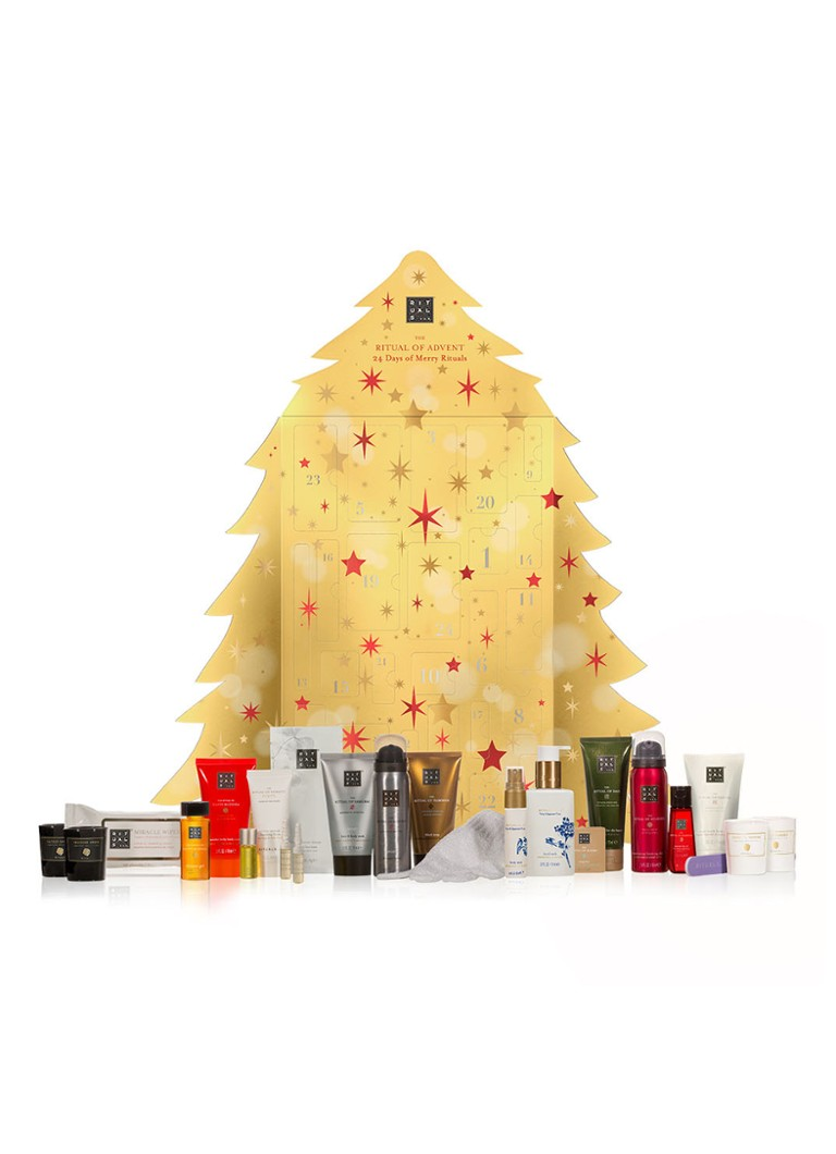 Rituals - Adventskalender The Ritual of Advent 2D Christmas Tree 2019 Limited Edition  - null