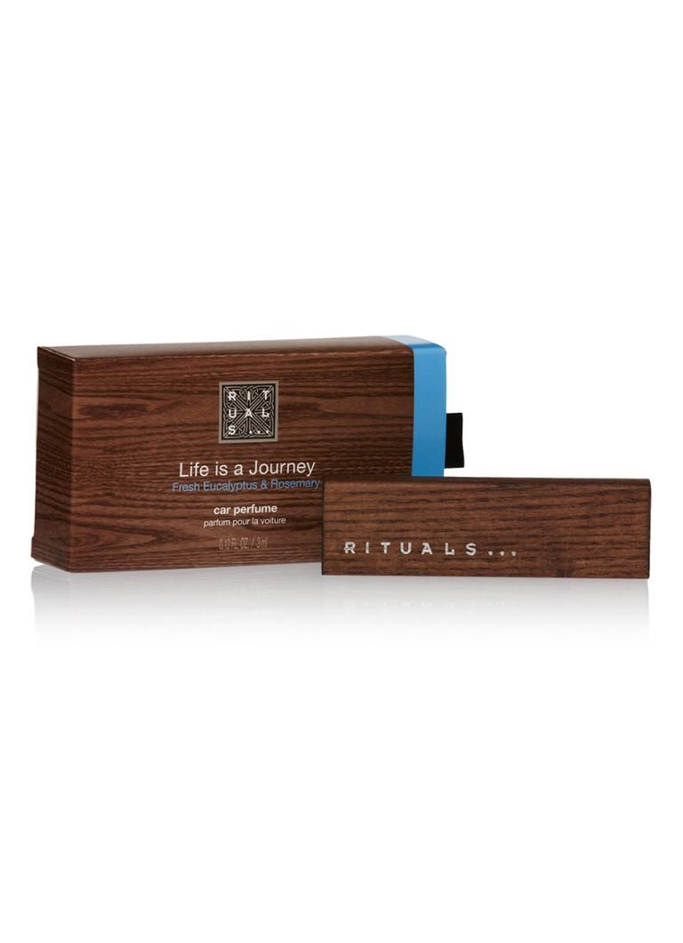 Bekend Rituals Eucalyptus autoparfum • de Bijenkorf #DB-24