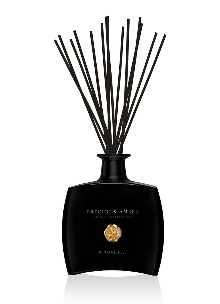 Rituals - Precious Amber Private Collection geurstokjes 450 ml -