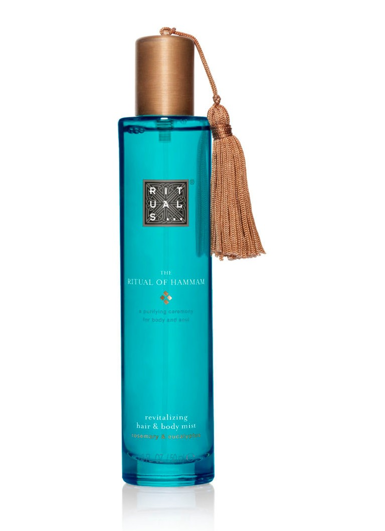 Rituals - The Ritual of Hammam Bed & Body Mist 50 ml - null
