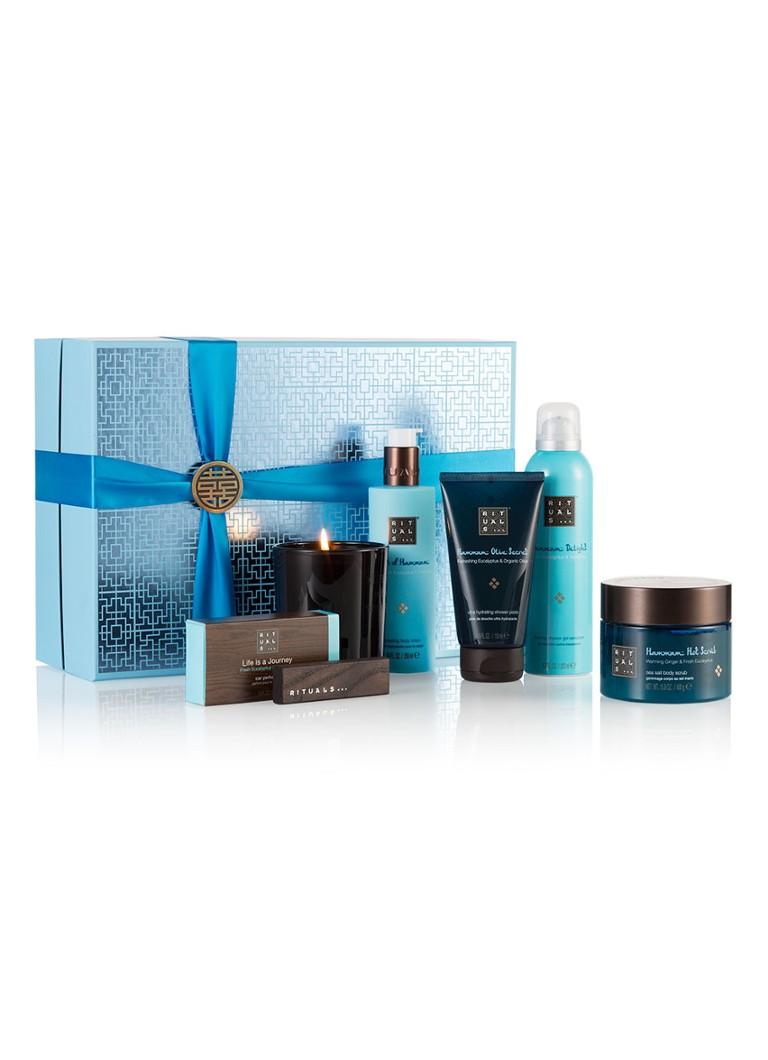 Rituals The Ritual of Hammam - Purifying Ceremony - cadeauset