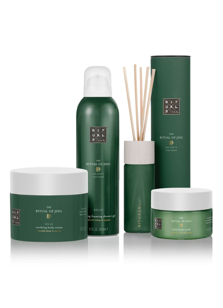 Rituals - The Ritual of Jing - Purifying Large verzorgingsset - null