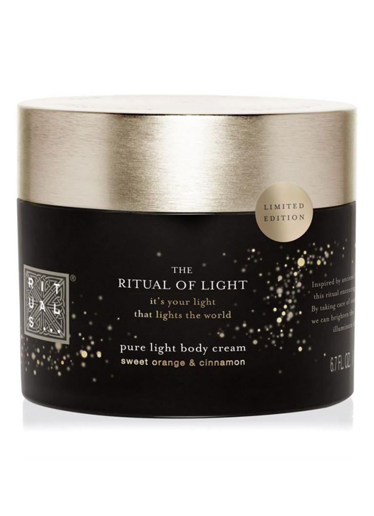 rituals the ritual of light body cream bodylotion de. Black Bedroom Furniture Sets. Home Design Ideas
