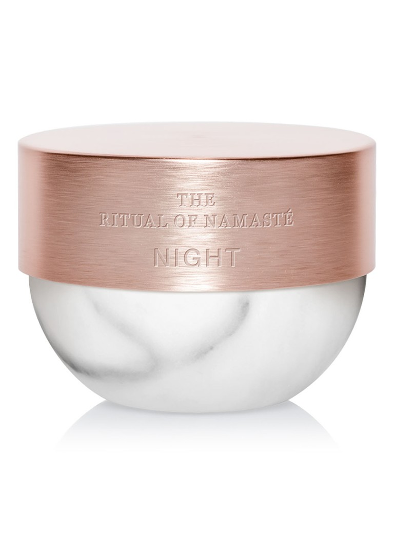 Rituals - The Ritual of Namasté Radiance Anti-Aging Night Cream - nachtcrème - null