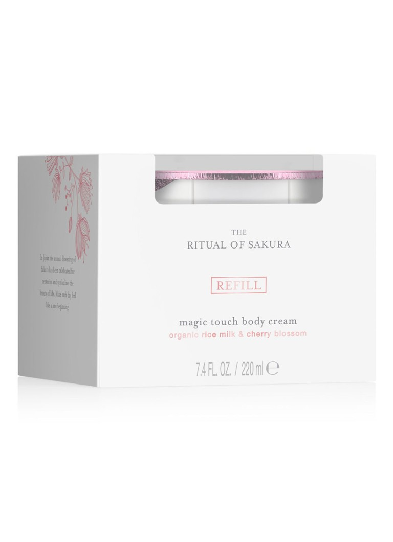 Rituals - The Ritual of Sakura Body Cream Refill - bodycrème navulling - null